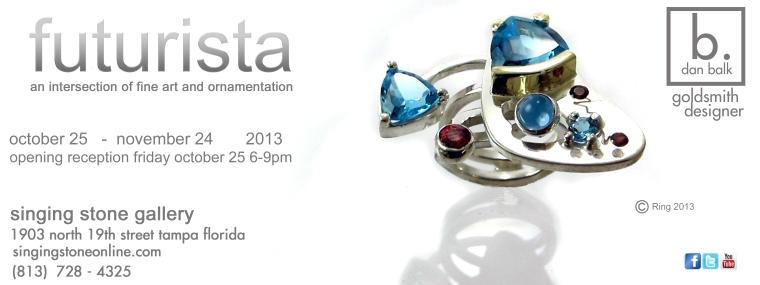 futurista 2013 dan balk jewelry