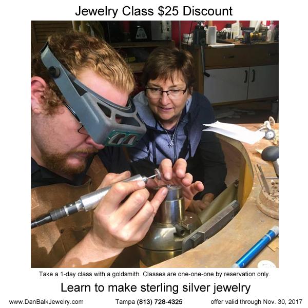 Dan Balk Silversmithing for Beginners